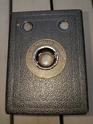 Vintage KODAK Six-20 Brownie junior Camera