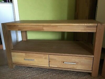 Hifi Schrank Royal Oak Eiche Geolt Danisches Bettenlager Top