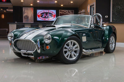 Shelby Cobra Factory Five Factory Five! Ford 302ci HO V8, T5 5-Speed Manual, 4-Wheel Disc, Low Mileage!