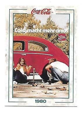 Coca Cola Collection Series 2 (1994) 1980 # 164 Germany Washing Car