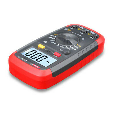 Portable Non-Auto Range Digital LCD Capacitor Capacitance Test Tester Meter Tool