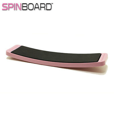 SPINBOARD - PINK - Ballet Pirouette Training - Improves Turns and Spins