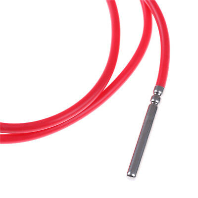 New DS18b20 Silicone Wire Temperature Probe Waterproof 18b20 Temperature prob ~
