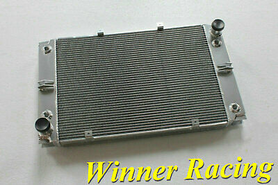Aluminum Radiator for Porsche 928 with 2 Coolers 56mm Core