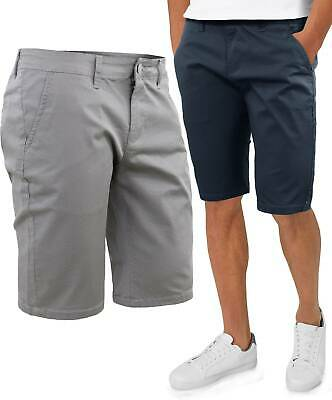 Bermuda Uomo Pantalone Corto Shorts Chino Comfort Casual Basic GIROGAMA 8008IT