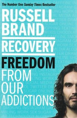 Recovery - Freedom From Our Addictions by Russell Brand NEW