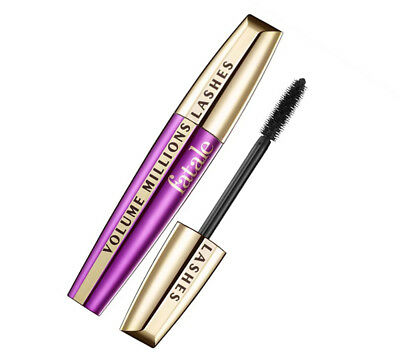 Loreal Volume Million Lashes Mascara Fatale Black Wimperntusche Schwarz