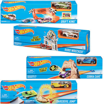 Hot Wheels Action Track Set - Assorted