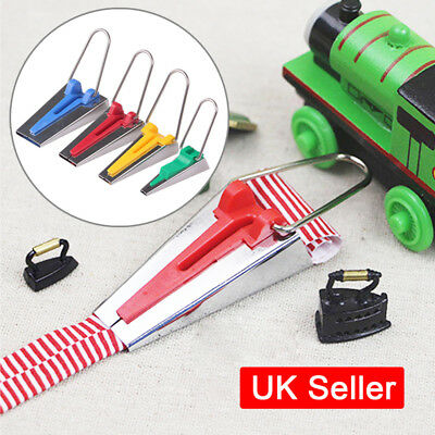 4 Sizes Fabric Bias Tape Maker Kit for Sewing Quilting Binding Tool Guide Strip