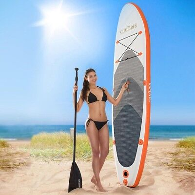 Chillroi SUP Stand Up Paddle Board Paddling Surf-Board aufblasbar 297cm