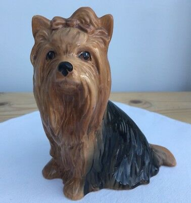 Sylvac Yorkshire Terrier, Model No 5027, circa 1960`s-82  Lovely Condition