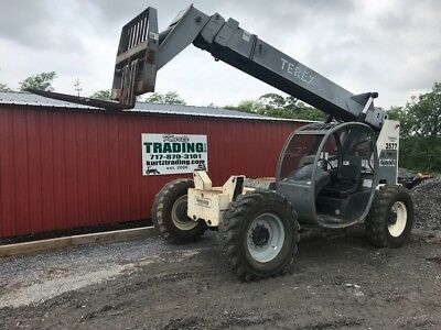 2005 Terex TH844C 8000lb Telescopic Forklift. Coming In Soon!