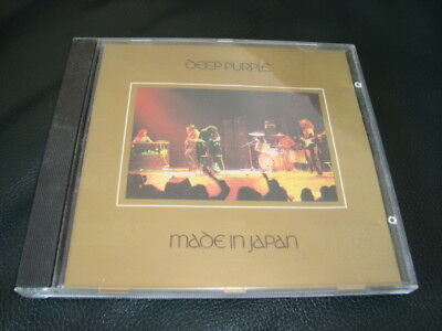 DEEP PURPLE--Made in Japan,  Live in Osaka and Tokyo 1972