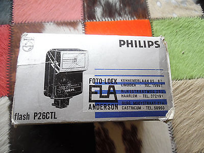 electronic flash p26ctl