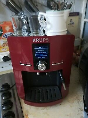 KRUPS One-Touch EA8298 Machine à café Latt'ESPRESSO CAPPUCINO, 7L 15bar