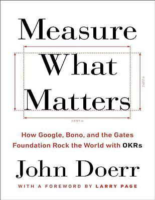 Measure What Matters 2018 by John Doerr (**EB00KS|EMAILED**)