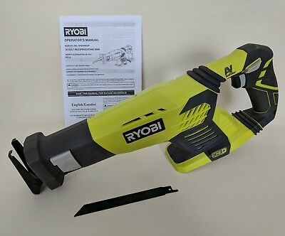 Ryobi One+ P514 18V Li-ion Reciprocating Saw - Bare