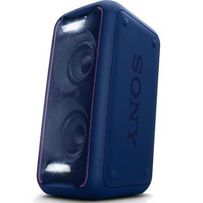 Sony GTK-XB5L High Power with Bluetooth Audio System in Blue