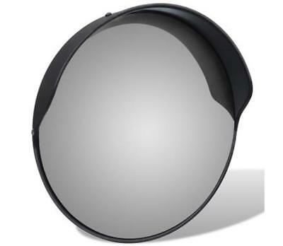Wide Angle Traffic Mirror Curved Road Driveway Security Safety Street Outdoor