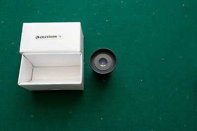 Celestron 9 mm Eyepiece. Boxed.