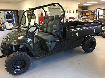 2017 Intimidator Diesel,new Dealer Demo,!!no Reserve!! Made In The Usa.only 10Mi