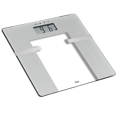 Weight Watchers Ultra Slim Körper Analysis Heim Badezimmer BMI Waage - Silber /