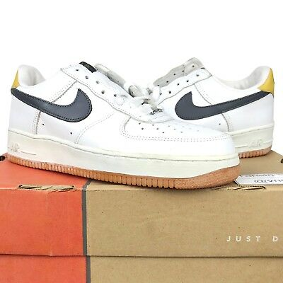 NIKE Air Force 1 HI AO1074 100 034 Just Don 034 US95 EU43 / Travis Scott / Acronym