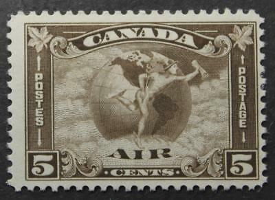 Canada #C2, MLH OG Air Mail Issue