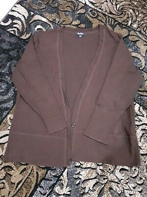 WOMEN'S bulk cardigan SIZE L and 18 Jacket top and cardigans
