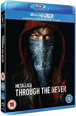 Metallica Through the Never (Blu-ray)