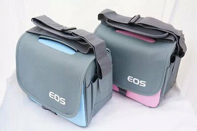 Shoulder Camera Case Bag Pouch for Canon EOS Rebel T7, EOS 2000D, EOS 4000D New