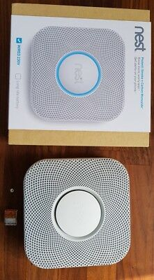 Nest Protect Smoke & CO2 Detector 1st Gen Wired boxed S2003 wifi wireless alarm