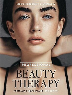Professional Beauty Therapy: Australia and New Zealand Edition with Onli ne Stud