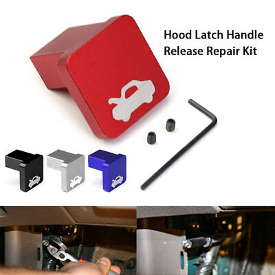 Car Hood Latch Release Cable Repair Kit Fits For Honda Civic 96-2005 Element