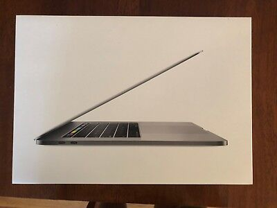"15"" Mac Book Pro, plus extras, 2017 model, as new condition"