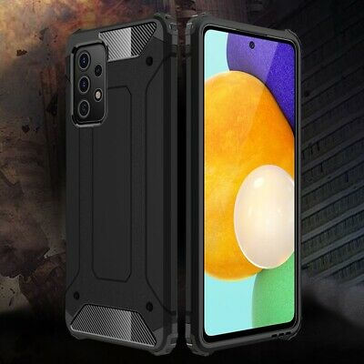 For Samsung Galaxy S8 S9 S7 Rugged Armor Hybrid Shockproof Slim Hard Case Cover