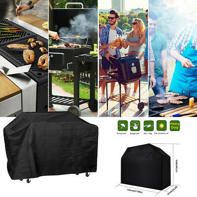 Heavy Duty Barbecue Housse Imperméable Jardin Patio BBQ Gaz Grill Protection