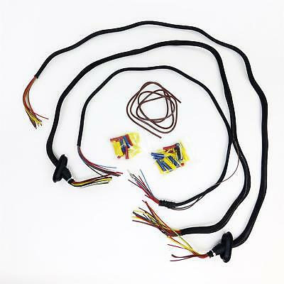 Wondrous Repair Set Wiring Harness Cable Loom All Bmw E61 Tailgate Left Right Wiring Database Pengheclesi4X4Andersnl