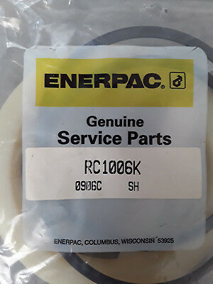 Genuine Enerpac Service Repair Seal Kit 100 Ton S/A Cylinder RC 1006 K *