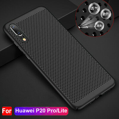 Ultra Slim Full Back Case Shockproof Thin Rigid Cover for Huawei P20 Pro/P20Lite