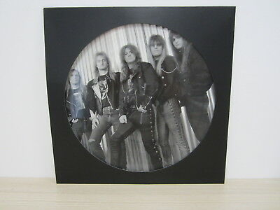 LP /  Chroming Rose ‎– Garden Of Eden / Limited Edition, Picture Disc / 1991 /