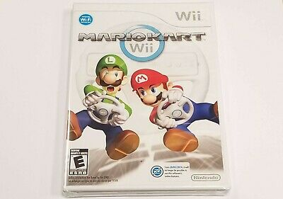 Mario Kart Wii for Nintendo Wii System BRAND NEW & SEALED