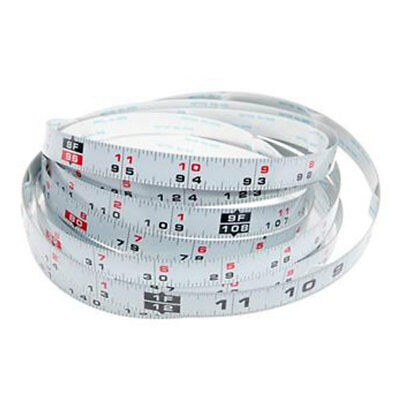 Kreg KMS7724 12' Self-Adhesive Measuring Tape (L-R Reading)