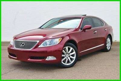Lexus LS LS460 AWD - Comfort Seating - Keyless Start-Stop 2009 LS 460 AWD - Fully Serviced - Brand New Tires - Needs Nothing - EXTRA CLEAN