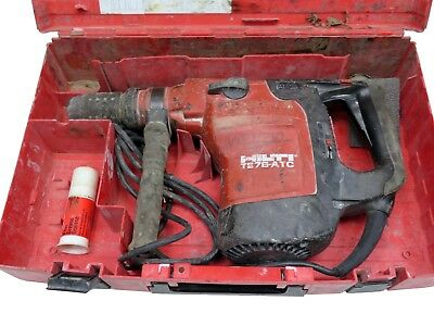 Hilti TE76-ATC Rotary Hammer Drill With Case