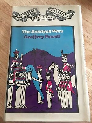 THE KANDYAN WARS - By Powell - 1973