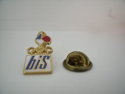 PIN'S PINS Pin Badge Jeux Olympiques JO OLYMPIC GAMES BIS TRAVAIL TEMPORAIRE