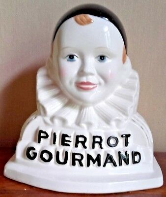 RARE PIERROT GOURMAND DOUBLE FACE 48 sucettes.