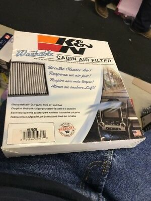 OPEN BOX K/&N VF2000 Cabin Air Filter