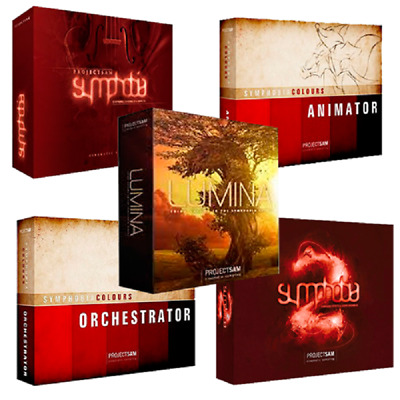 Project Sam Symphobia Bundles KONTAKT
